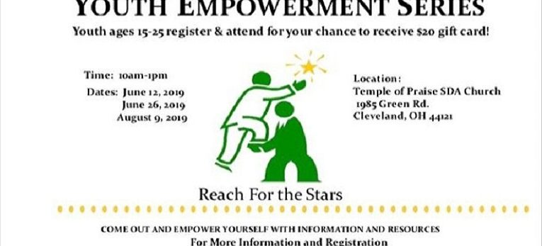 Welcome to the Youth Empowerment Series