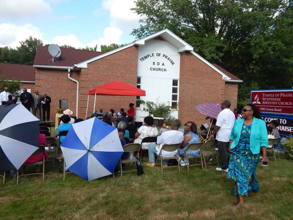 Photo Gallery Temple Of Praise Sda Church Cleveland Oh